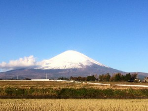 富士山171124