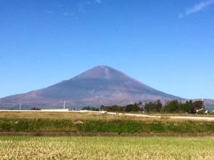 富士山171103