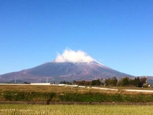 富士山171116