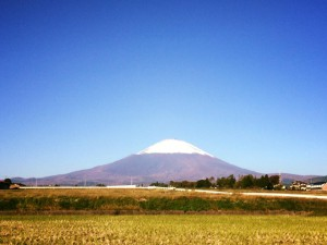 富士山171109