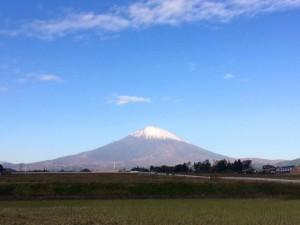 富士山171113