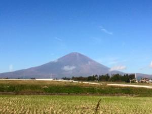 富士山171101