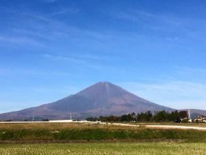 富士山171102