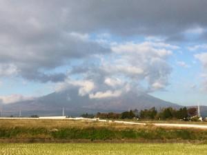 富士山171110