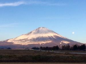 富士山171205