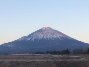 富士山171221