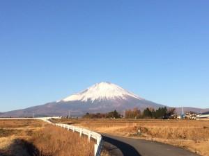 富士山171204