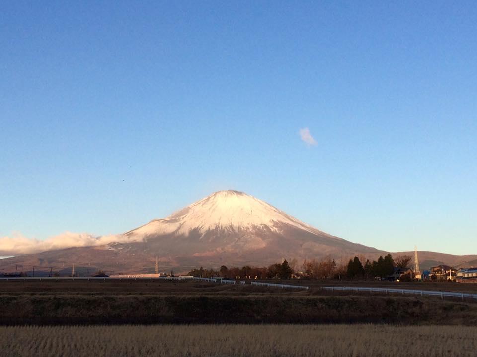 富士山171212