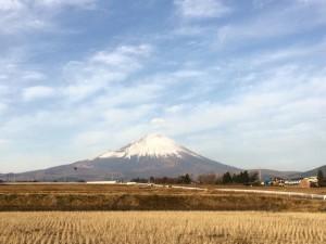 富士山171216