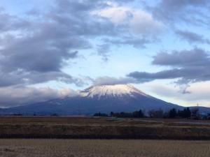 富士山171215