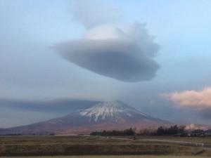 富士山180108
