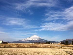 富士山180228