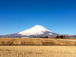 富士山180213