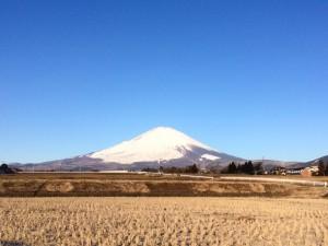 富士山180208
