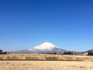富士山180117