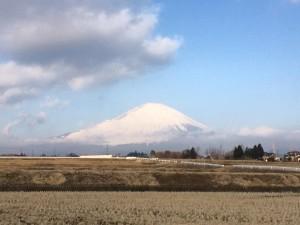 富士山180227