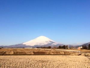 富士山180209