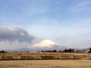 富士山180215