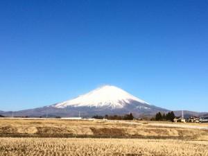 富士山180302