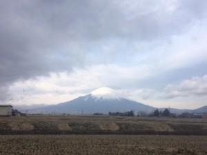 富士山180319