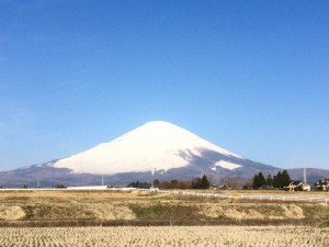 富士山180327