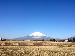 富士山180312