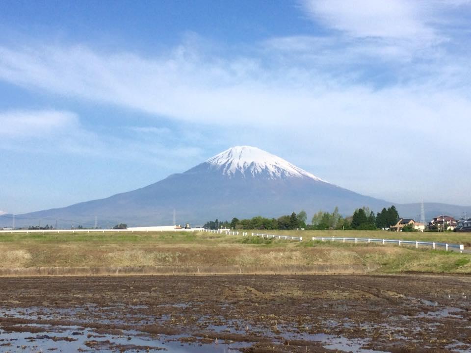富士山180430