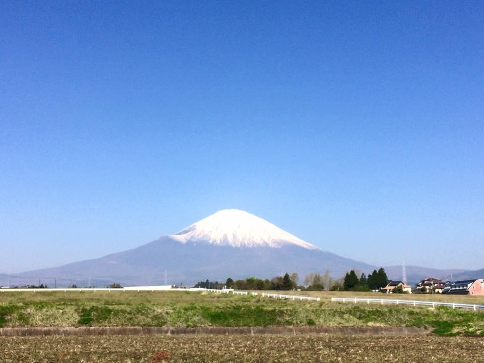 富士山180421