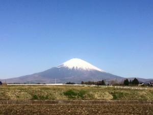 富士山180413