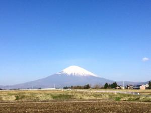 富士山180410