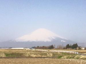 富士山180402
