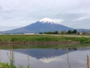 富士山180427