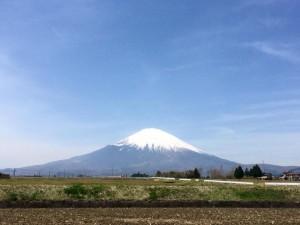 富士山180412
