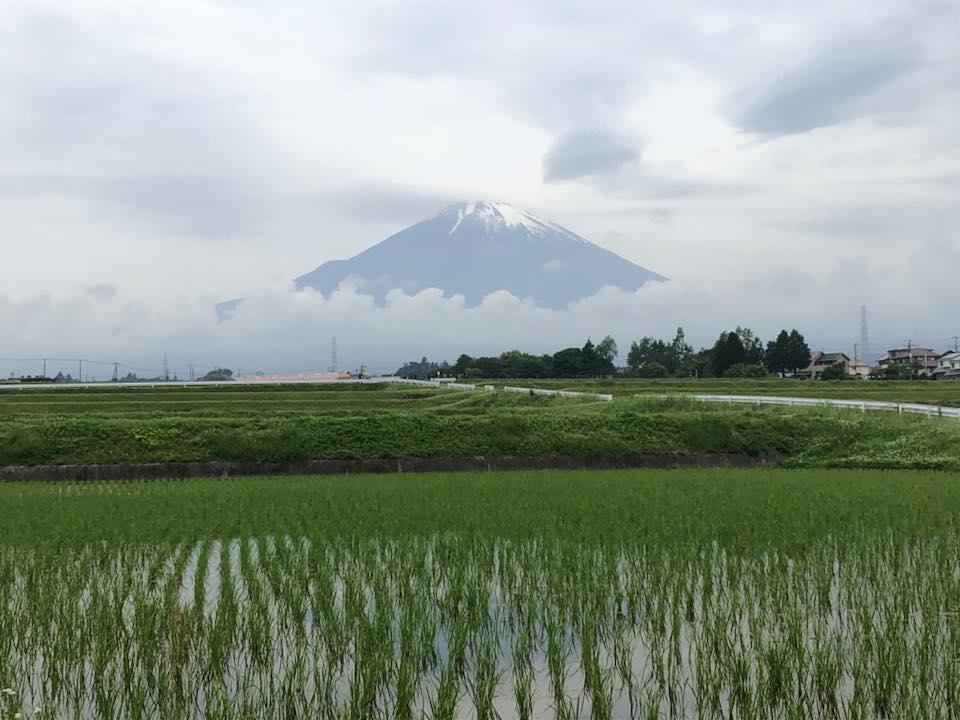 富士山180530