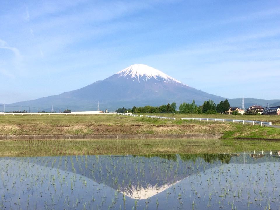 富士山180511