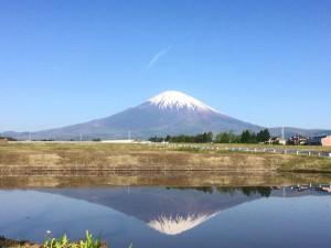富士山180501