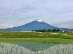 富士山180521
