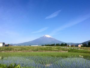富士山180522
