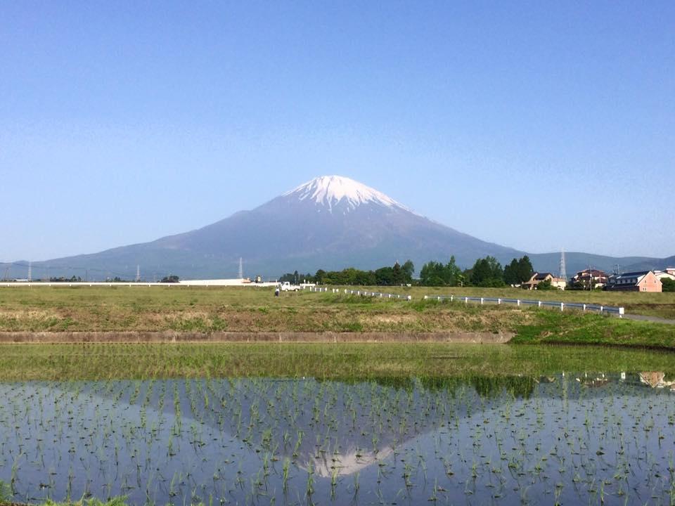 富士山180515