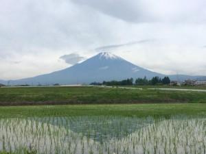 富士山180523