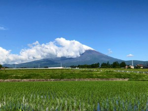 富士山180601
