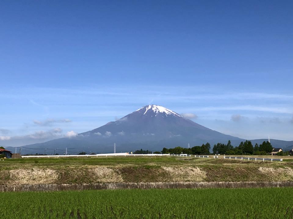 富士山180605