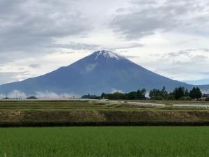 富士山180607
