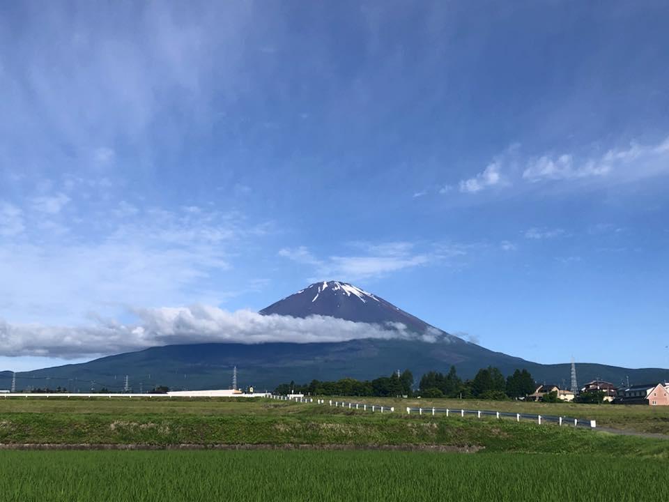 富士山180619