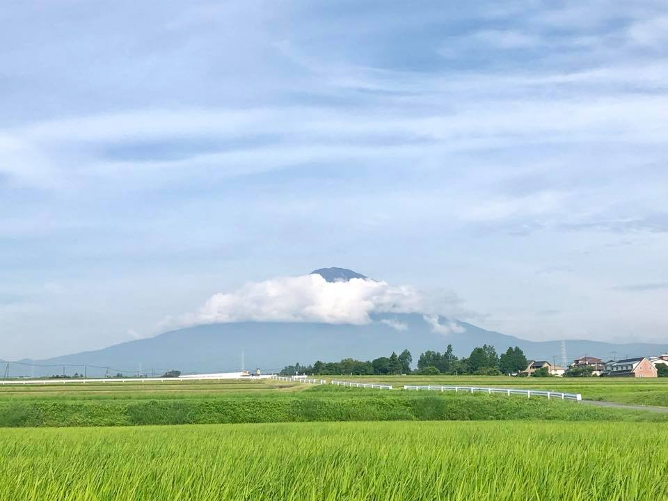 富士山180713