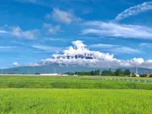 富士山180710