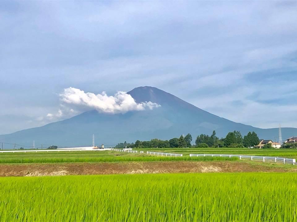 富士山180723