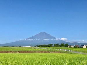 富士山180730