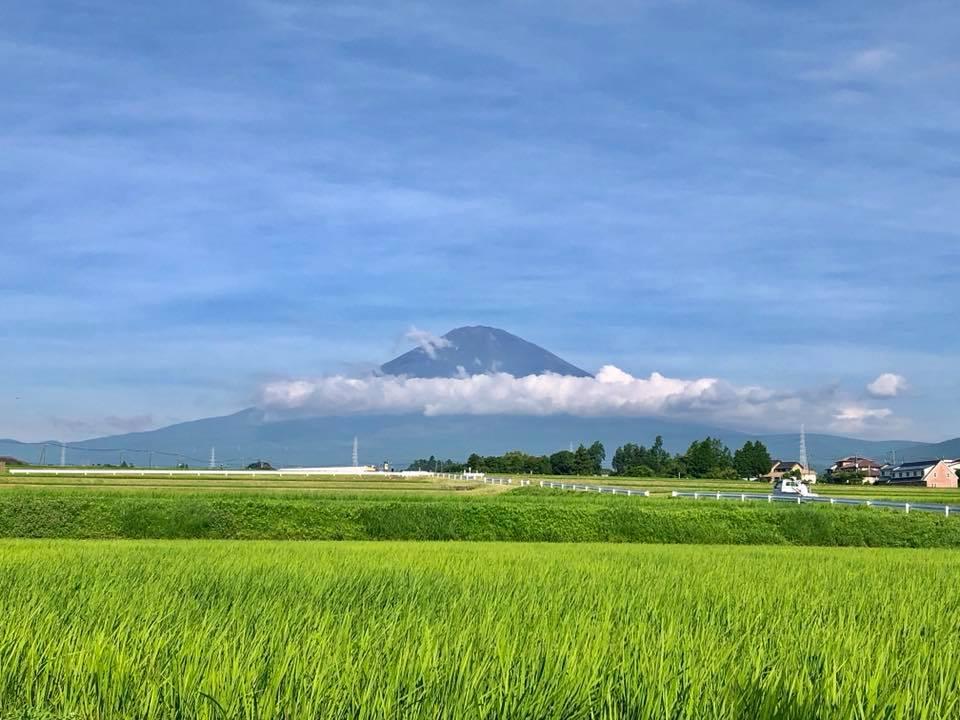 富士山180714