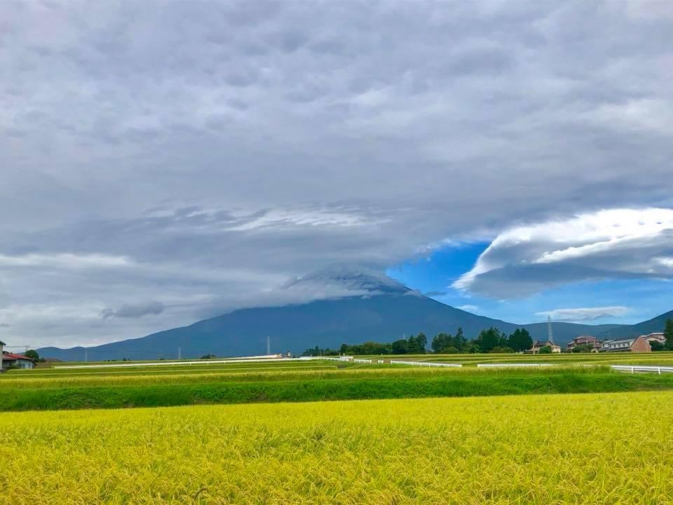 富士山180823